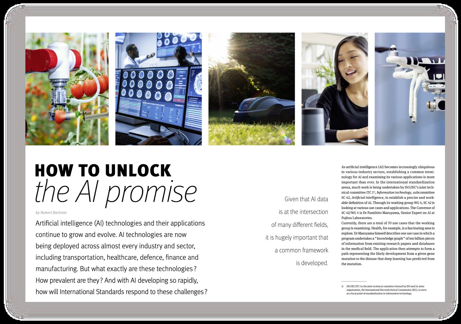 AI promise